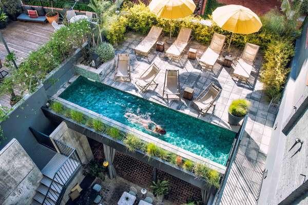 Barcelona en 10 TERRAZAS (y piscinas) ÚNICAS
